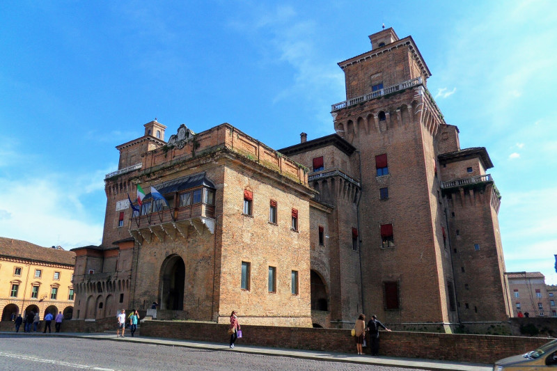 Tour Accessibile di Ferrara