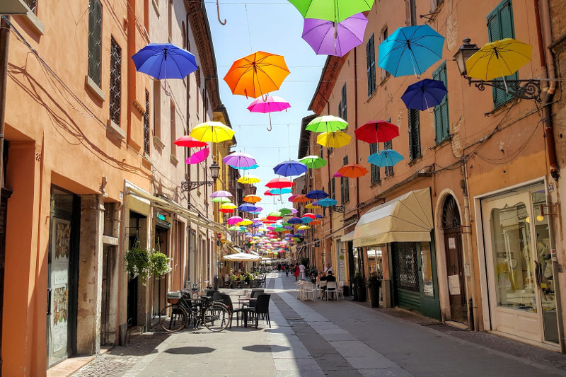 Walking tour di Ferrara