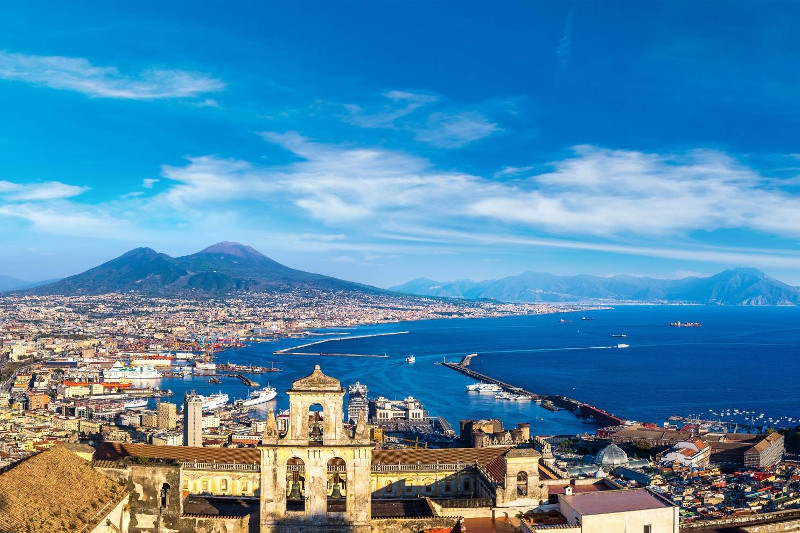Naples Free Walking Tour